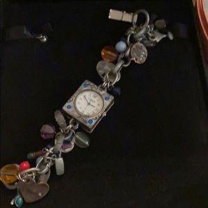 Chico's bracelet watch